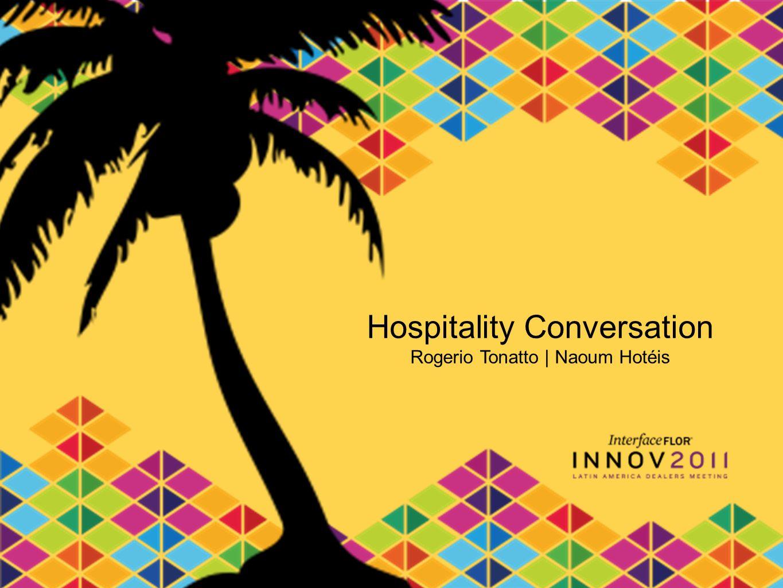 Hospitality Conversation Rogerio Tonatto | Naoum Hotéis