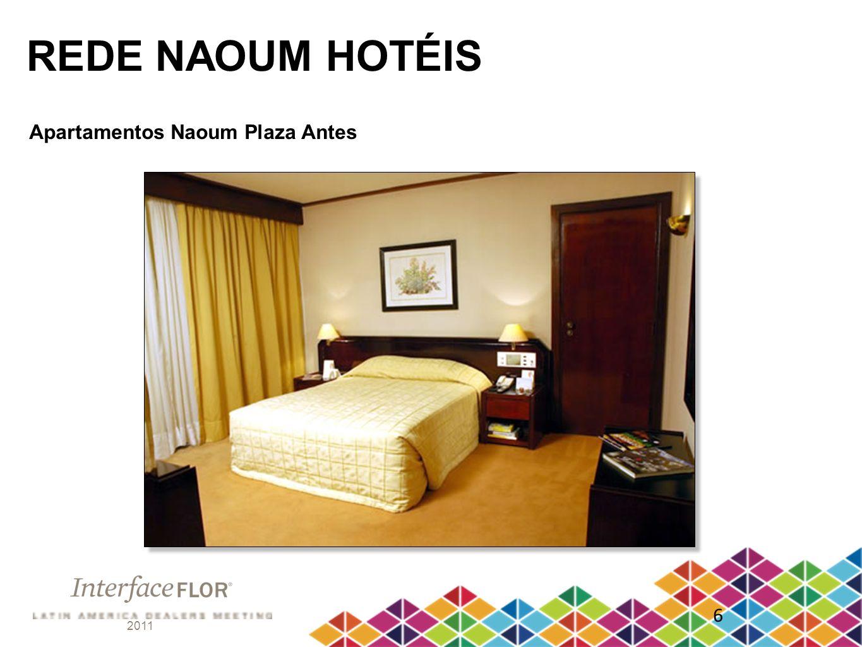 2011 6 REDE NAOUM HOTÉIS Apartamentos Naoum Plaza Antes