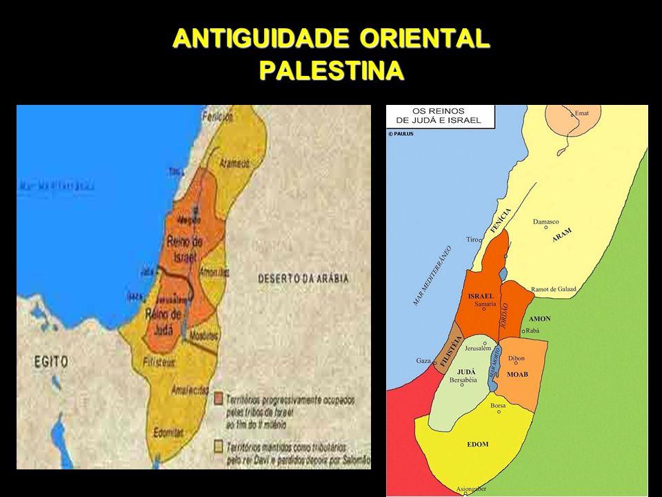 ANTIGUIDADE ORIENTAL PALESTINA