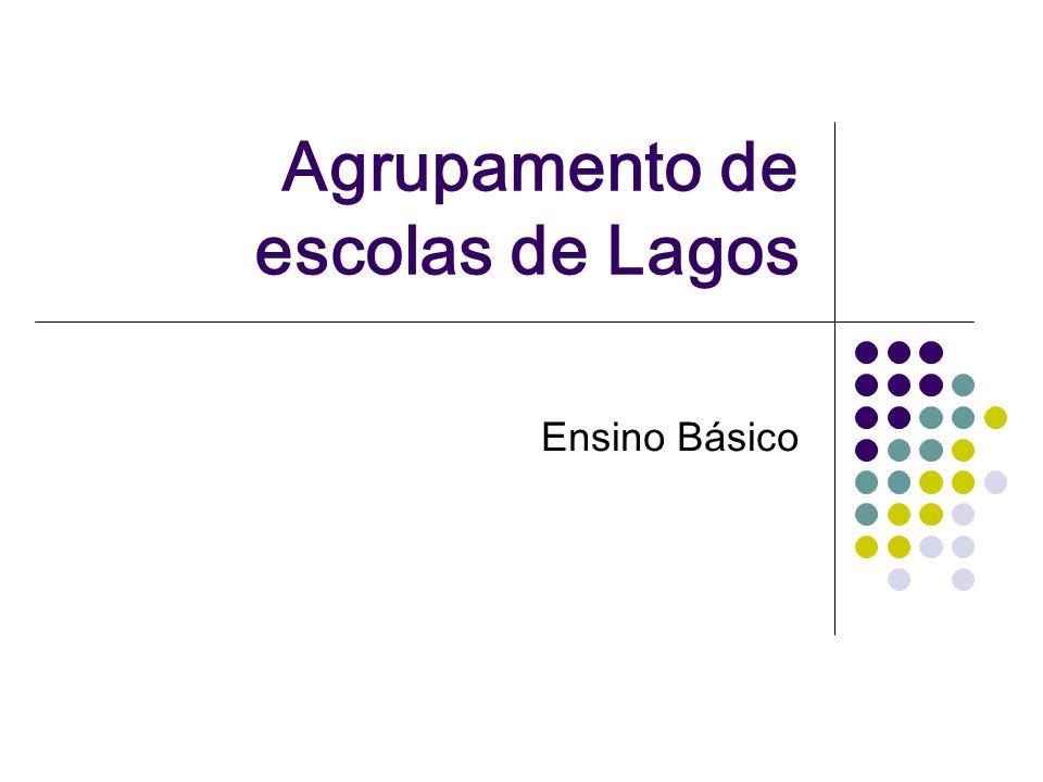 Agrupamento de escolas de Lagos Ensino Básico