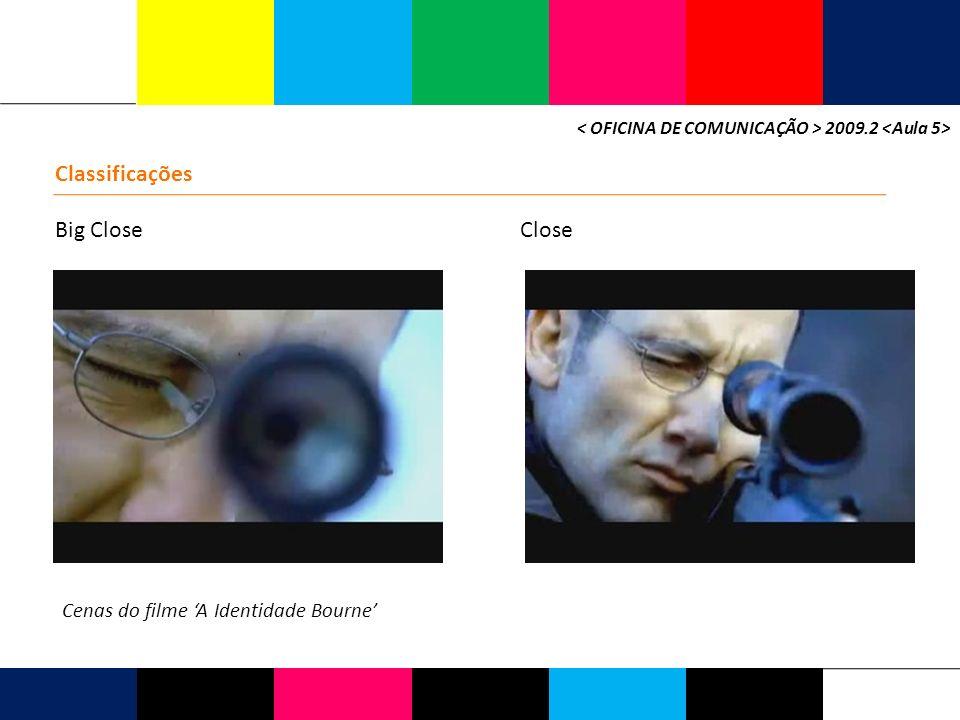 2009.2 Classificações Detalhe Cenas do filme A Identidade Bourne