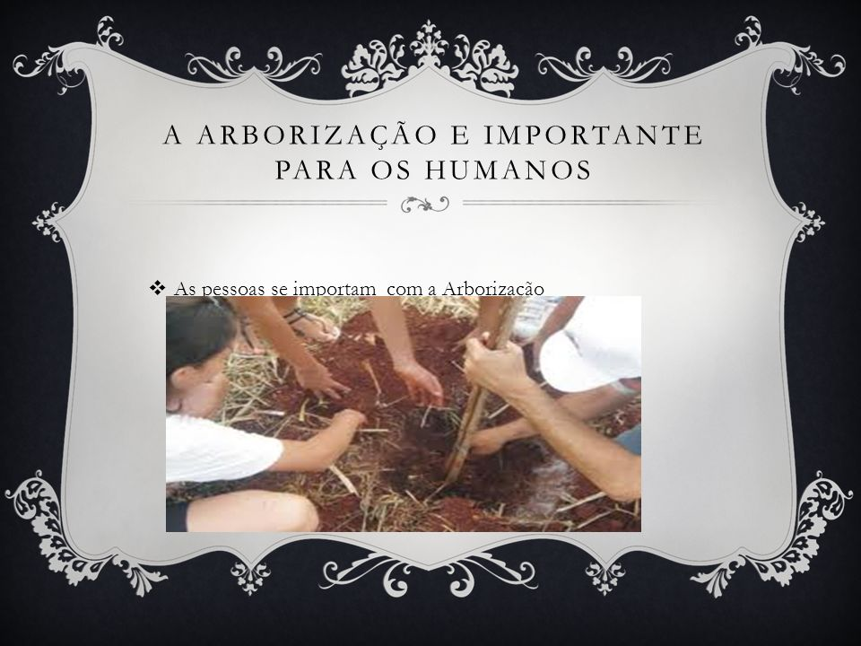 BENEFÍCIOS A TERRA.