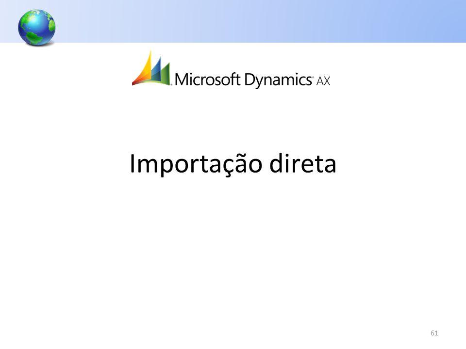 Importação direta 61