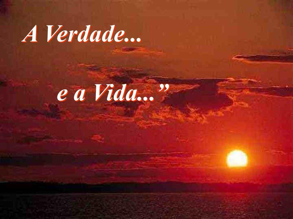 BY LINCOLN FERREIRA O caminho... Eu Sou...