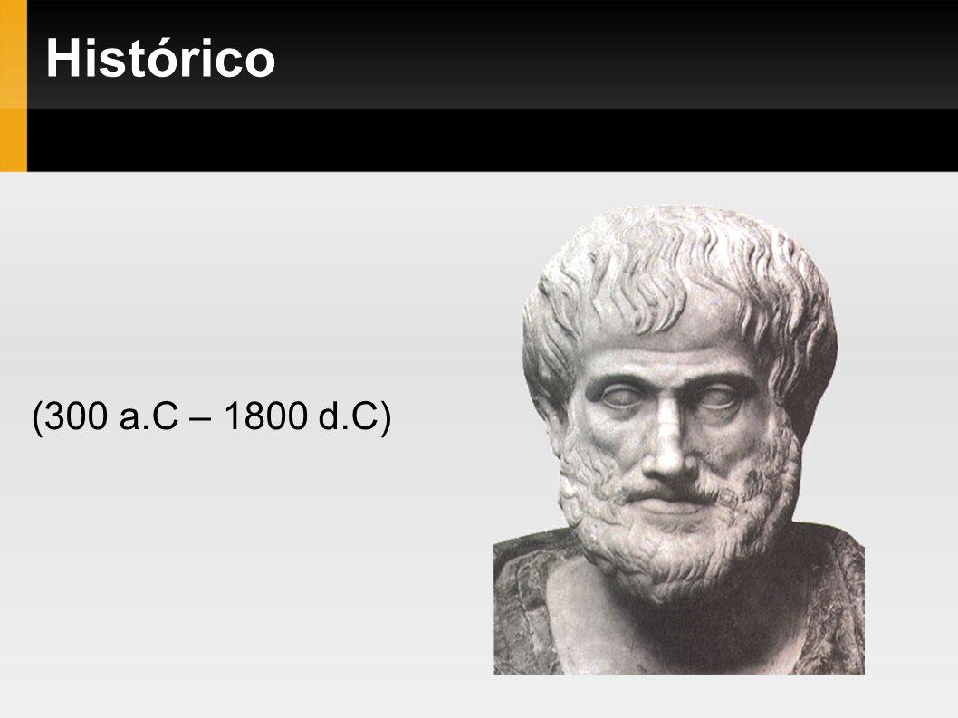Histórico (300 a.C – 1800 d.C)