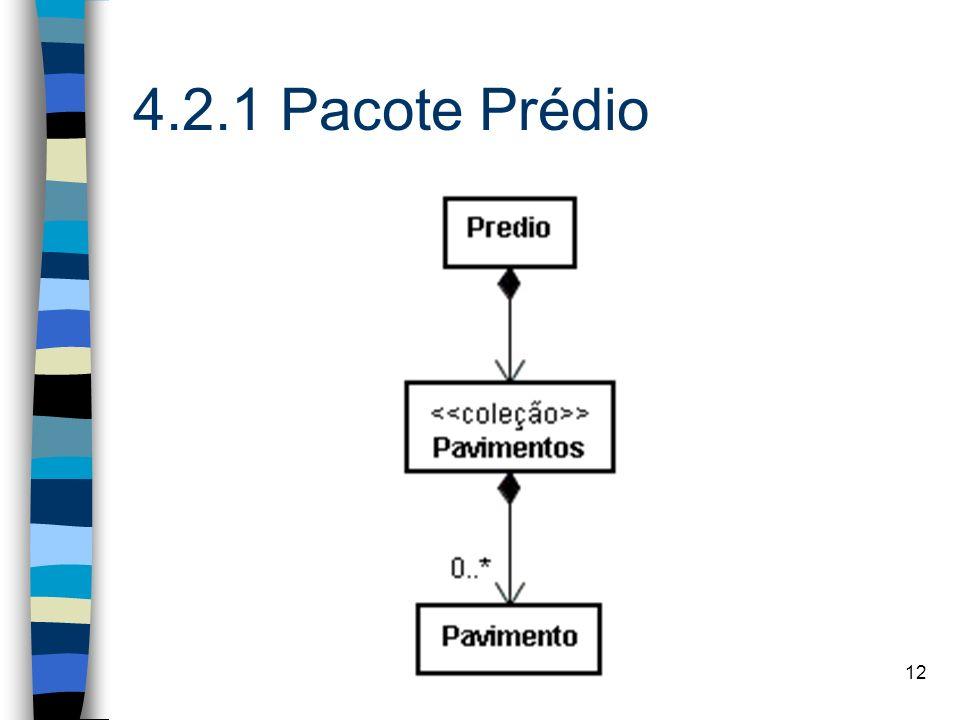12 4.2.1 Pacote Prédio
