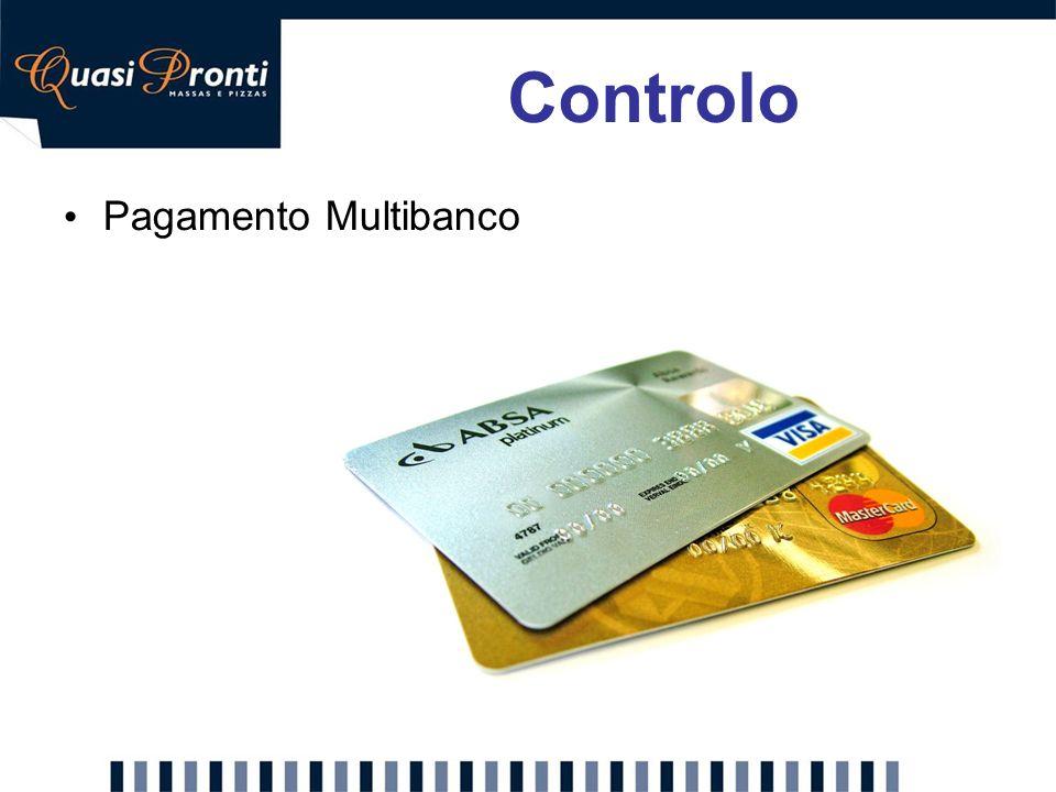 Pagamento Multibanco Controlo