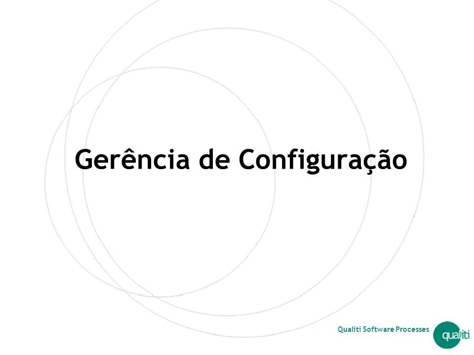 Qualiti Software Processes Gerência de Configuração