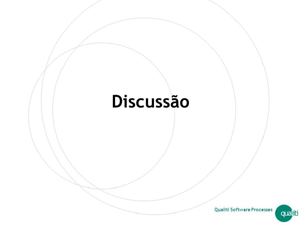 Copyright © 2002 Qualiti. Todos os direitos reservados. Qualiti Software Processes | 192 Desafios Cultura organizacional  Agrupamento de solicitações