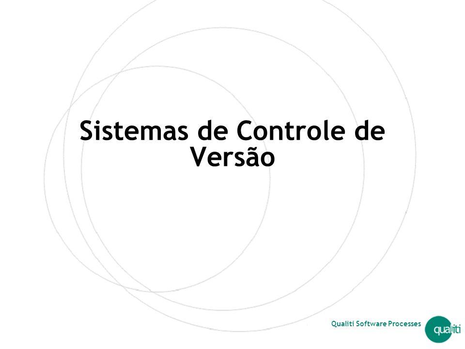 Copyright © 2002 Qualiti. Todos os direitos reservados. Qualiti Software Processes | 195 Tradeoffs Controle de mudanças  Nível de controle x overhead