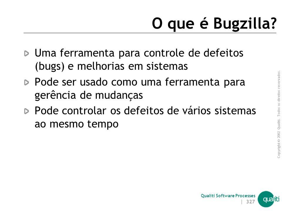 Qualiti Software Processes Bugzilla