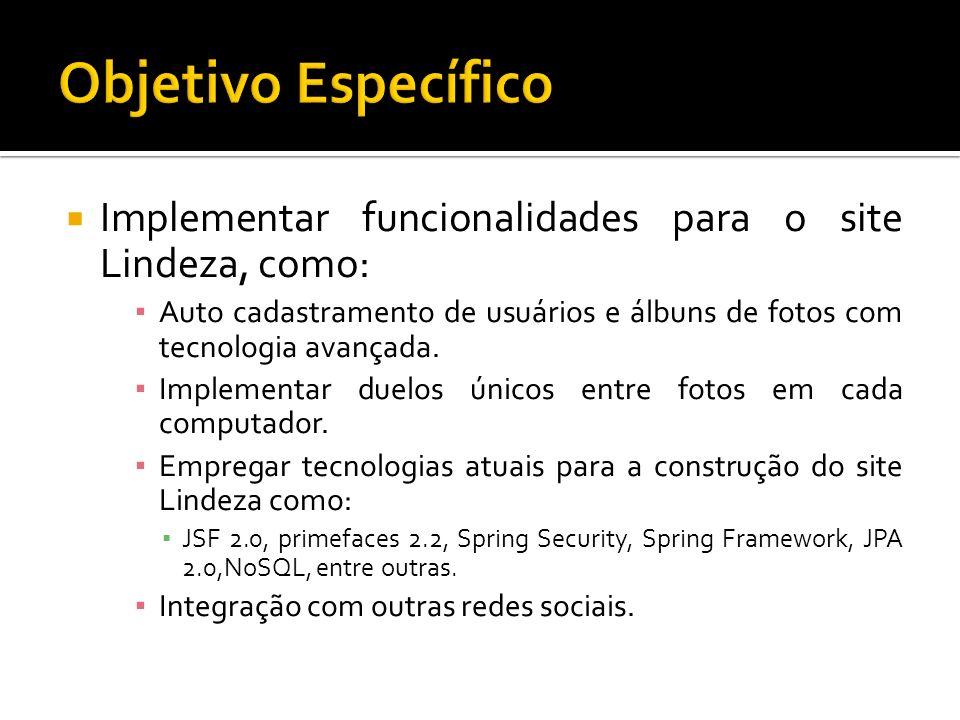 Spring security será utilizado na autenticação e autorização de acesso as funções do site lindeza.