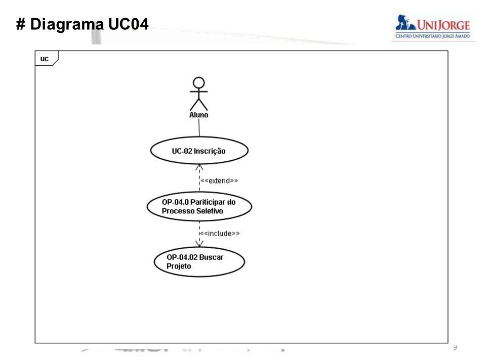 # Diagrama UC04 9