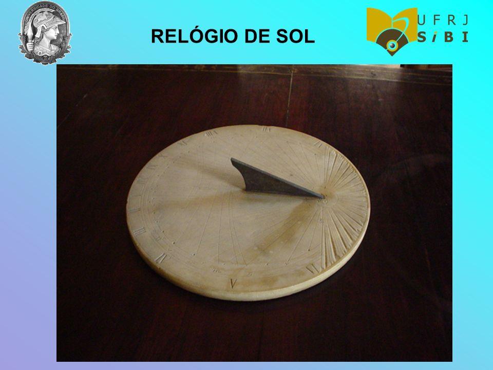 RELÓGIO DE SOL