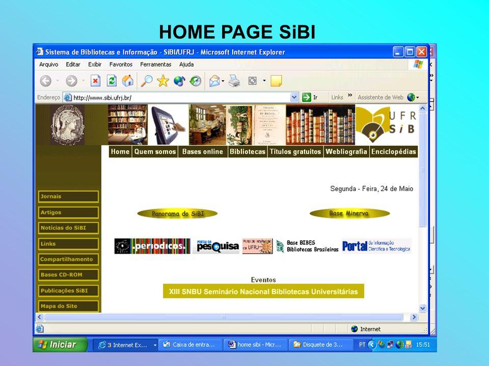 HOME PAGE SiBI