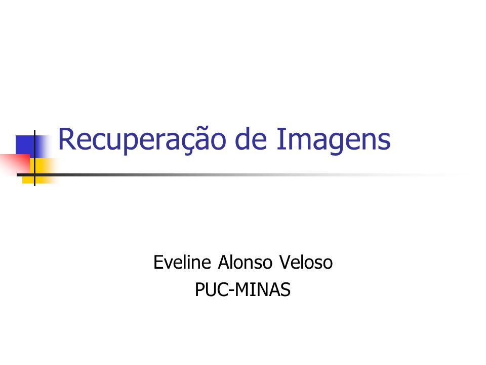 Recuperação de Imagens Eveline Alonso Veloso PUC-MINAS