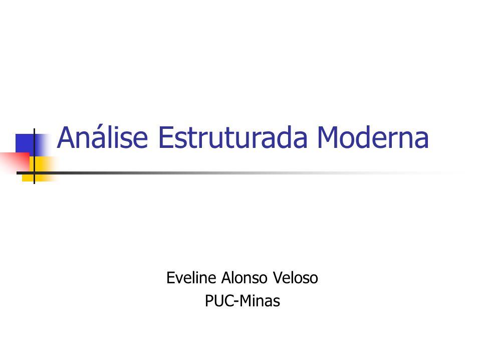 Bibliografia YOURDON, Edward.Análise Estrutura Moderna.