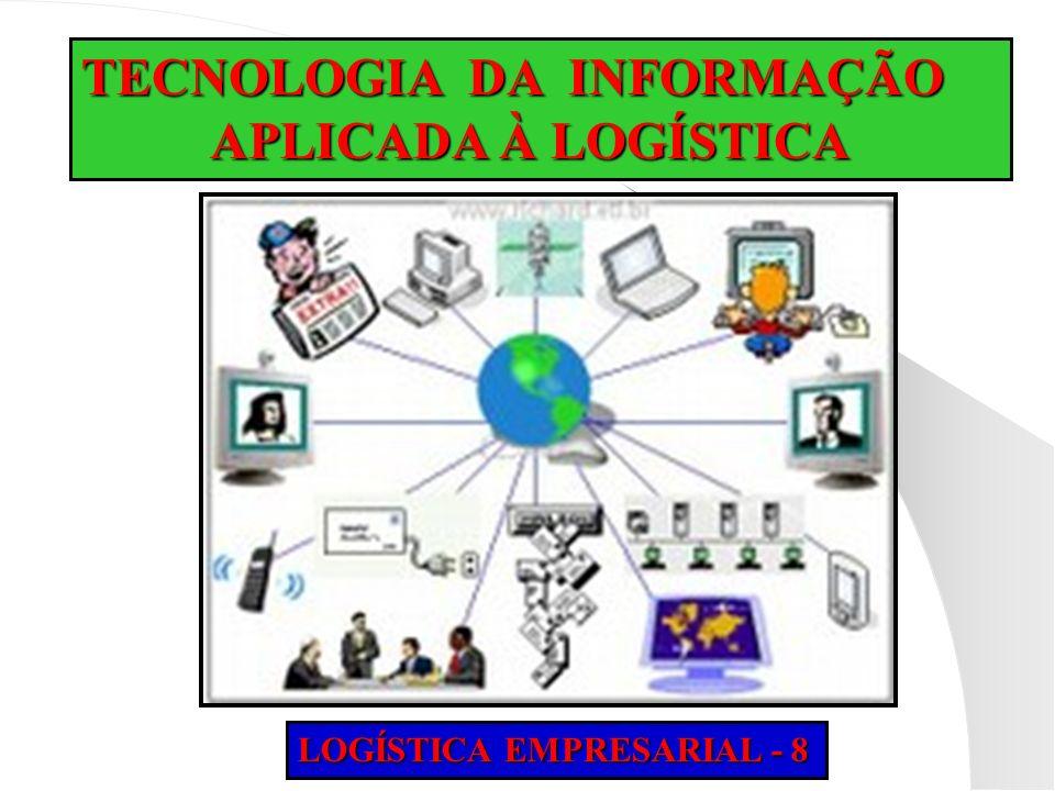 TECNOLOGIA DA INFORMAÇÃO APLICADA À LOGÍSTICA APLICADA À LOGÍSTICA LOGÍSTICA EMPRESARIAL - 8