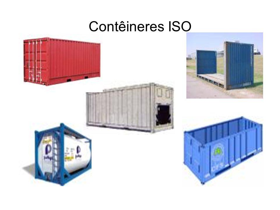 Contêineres ISO