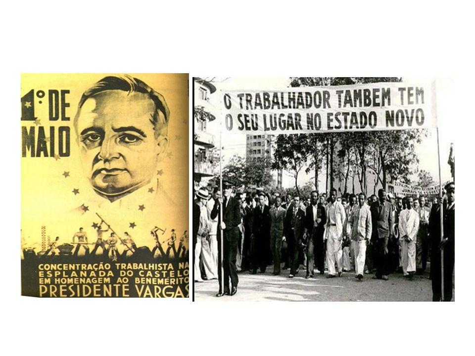 Controle da opinião pública DIP- Departamento de Imprensa e Propaganda A Hora do Brasil Construção da imagem do Pai dos Pobres