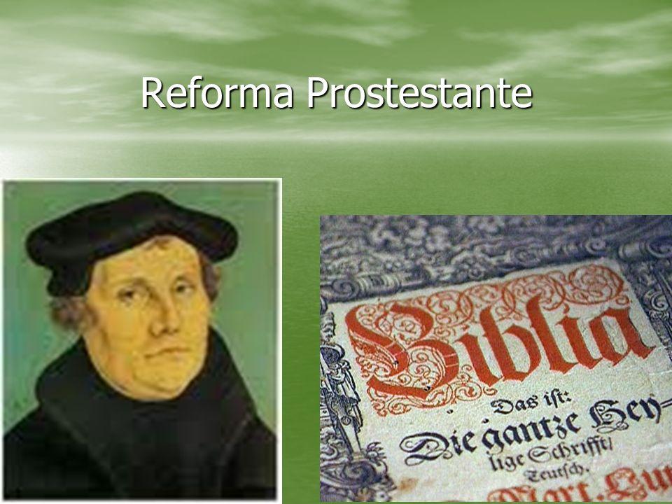 Reforma Prostestante