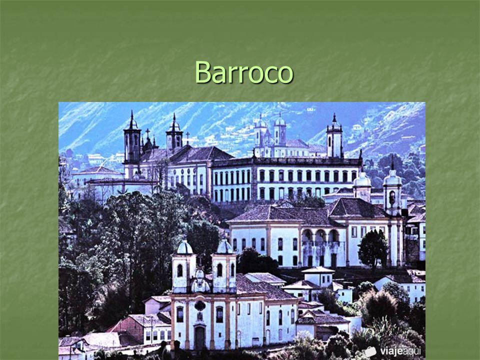 A origem do Barroco A arte barroca originou-se na Itália, no século XVII A arte barroca originou-se na Itália, no século XVII O termo tem origem na palavra espanhola Barrueco, aplicado para designar pérolas de forma irregular.