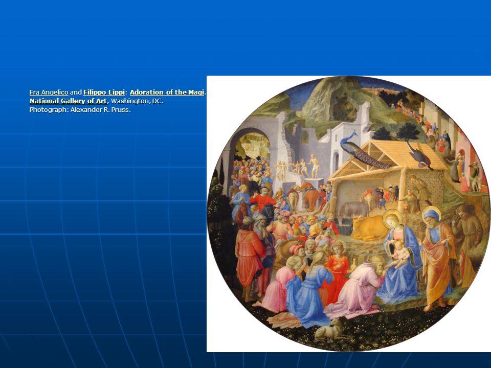 Fra AngelicoFra Angelico and Filippo Lippi: Adoration of the Magi. Filippo LippiAdoration of the Magi Fra AngelicoFilippo LippiAdoration of the Magi N