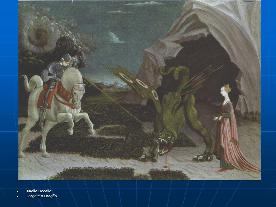 Paollo Uccello Paollo Uccello Jorge e o Dragão Jorge e o Dragão