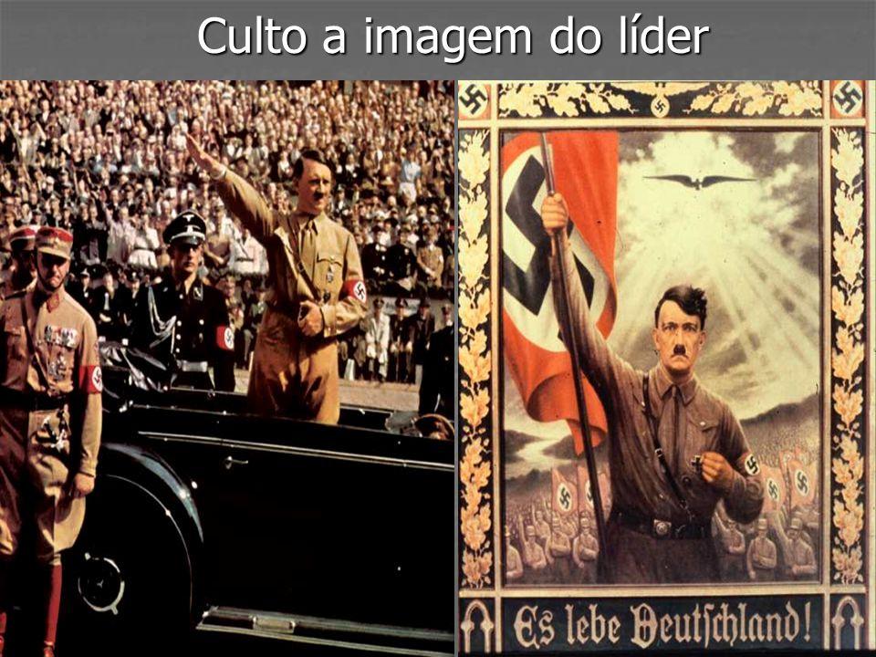 Culto a imagem do líder