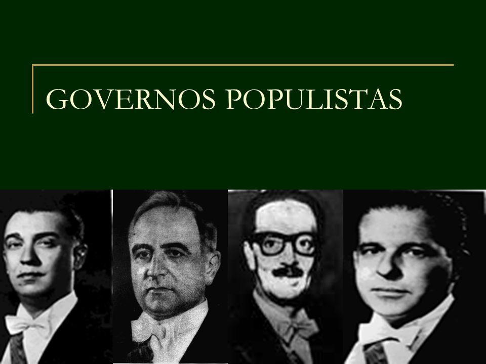 Quais são as características do populismo.