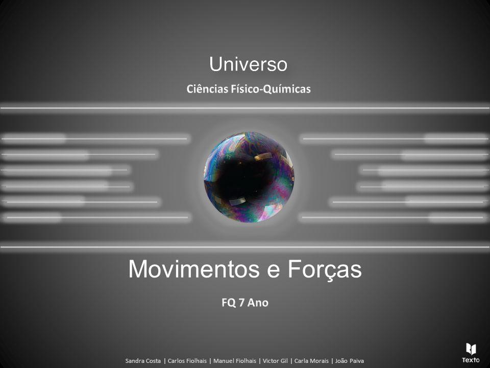 Sandra Costa | Carlos Fiolhais | Manuel Fiolhais | Victor Gil | Carla Morais | João Paiva Movimentos e Forças
