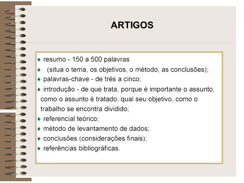 ARTIGOS