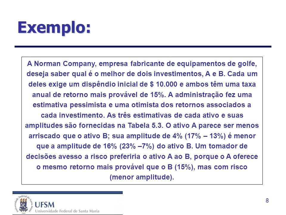9 Exemplo:
