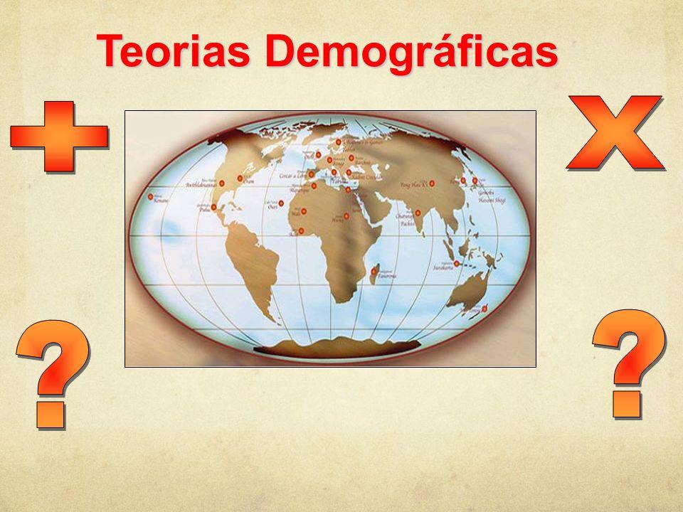 Teoria de Malthus Teoria demográfica mais conhecida foi elaborada por Thomas Robert Malthus que a expôs em sua famosa obra Um ensaio sobre o princípio da população.