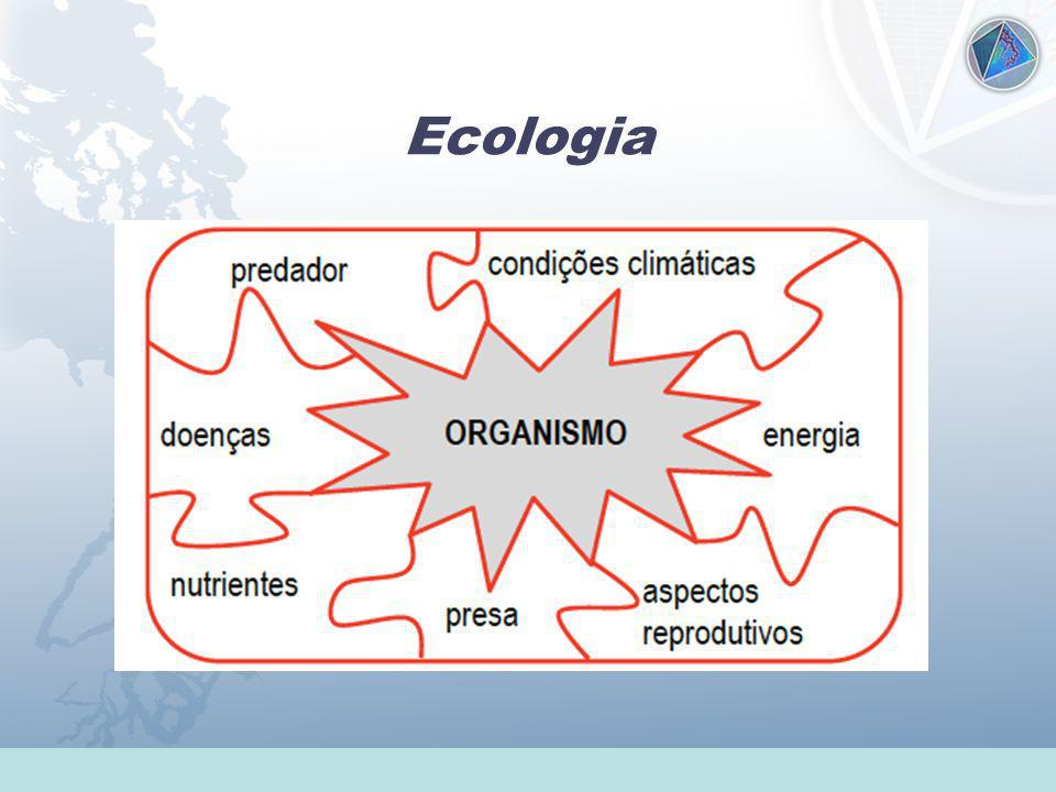 Universidade Federal do Esp Santo - UFES Ecologia