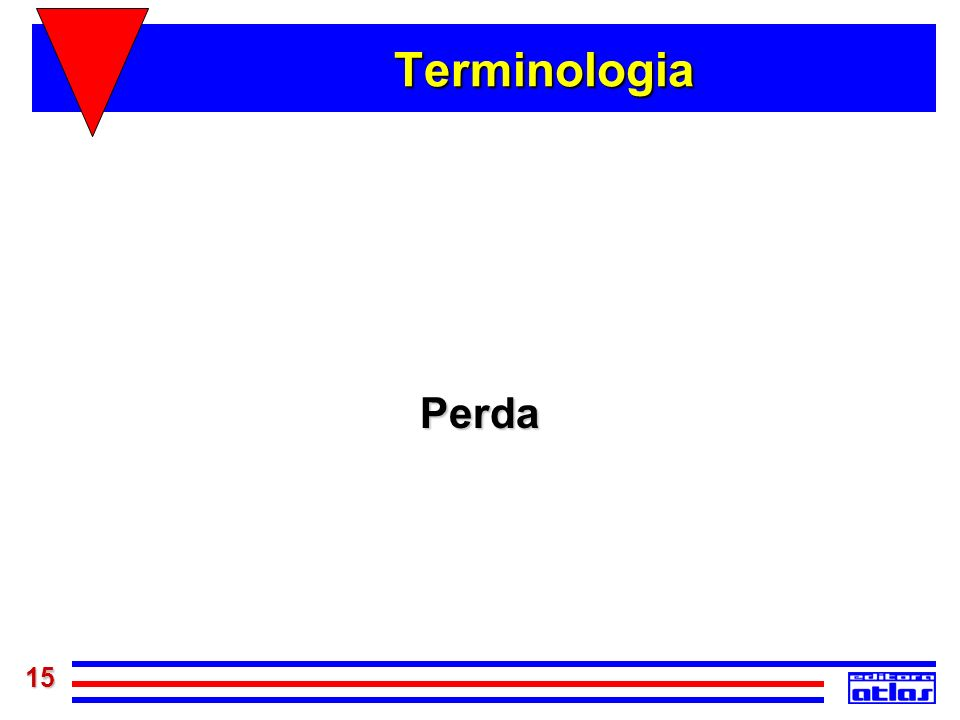 15 Terminologia Perda