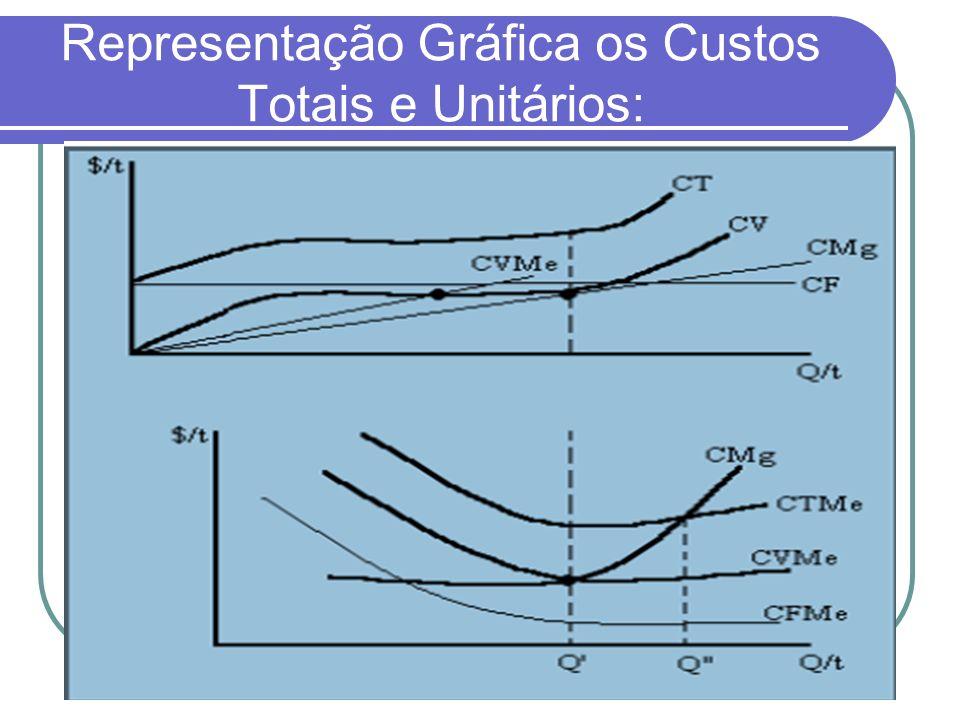 Análise das Situações de Lucratividade da Firma Caso 1: P < CVMe MIN.