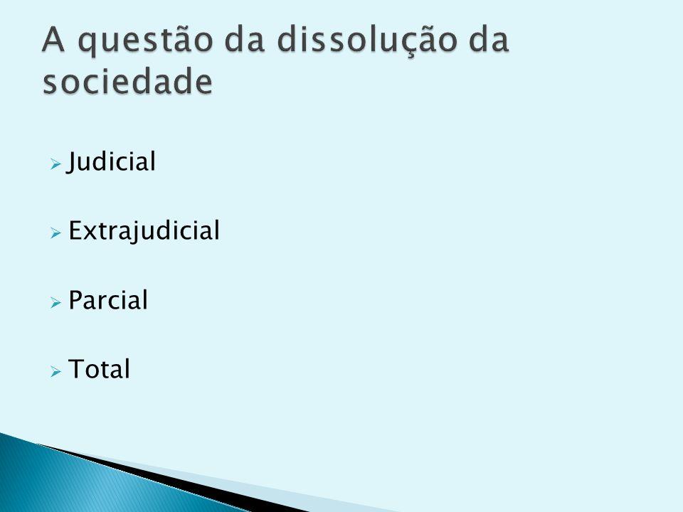 Judicial Extrajudicial Parcial Total