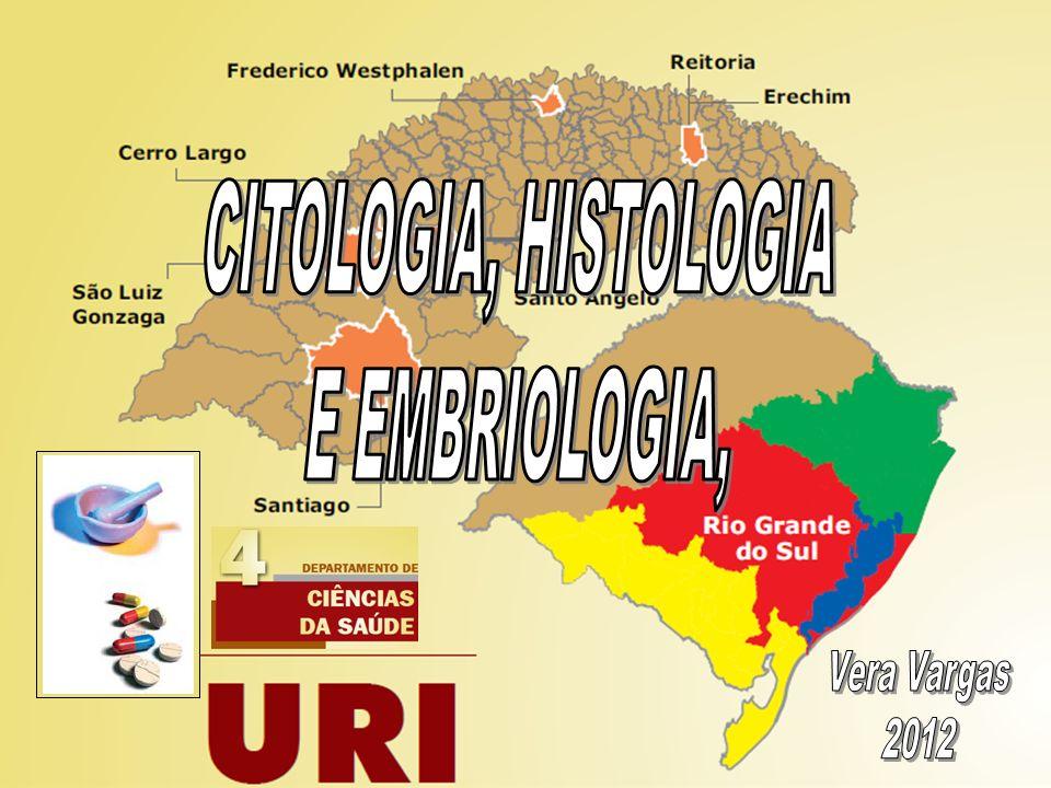 1.Do que se trata a disciplina de Citologia, Histologia e Embriologia e o que estudaremos.
