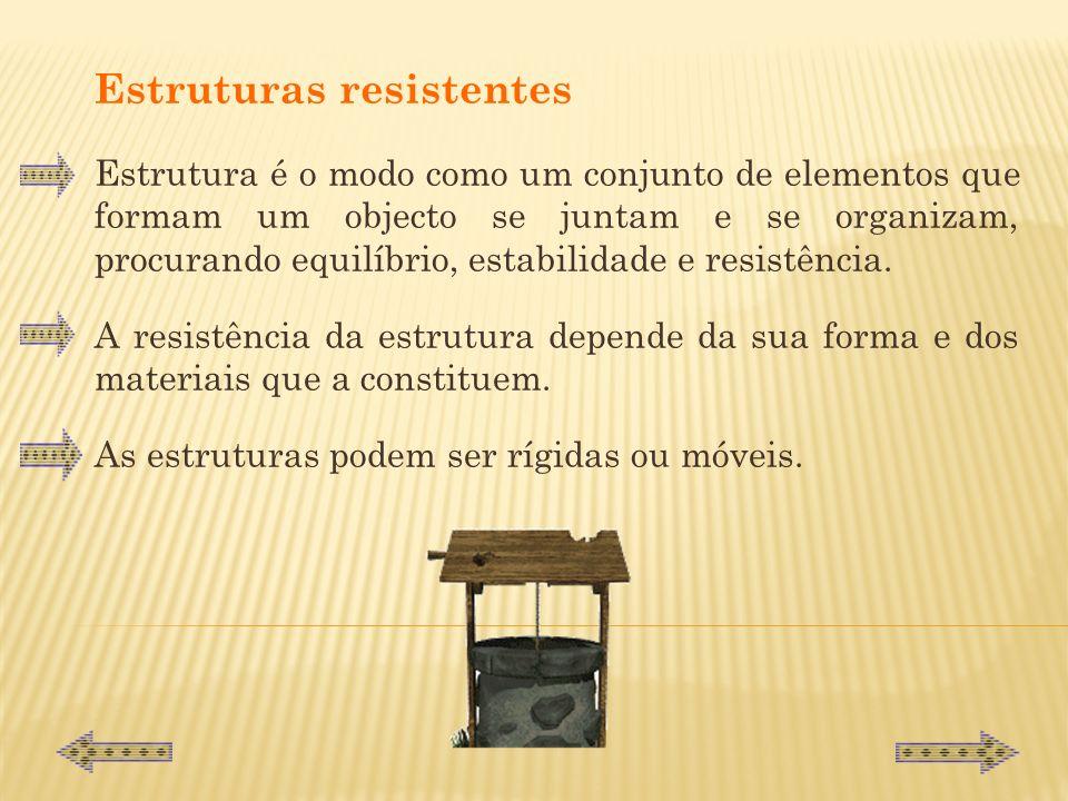 Estruturas resistentes