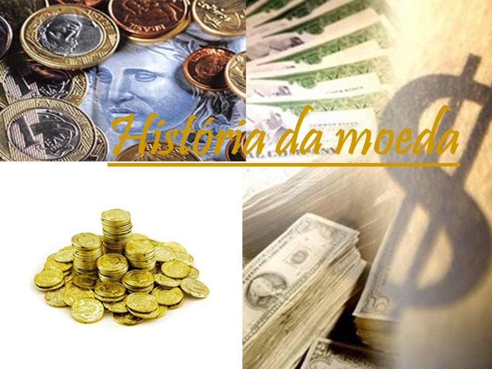 O que é a moeda.Moeda é todo o meio que serve para facilitar as trocas.