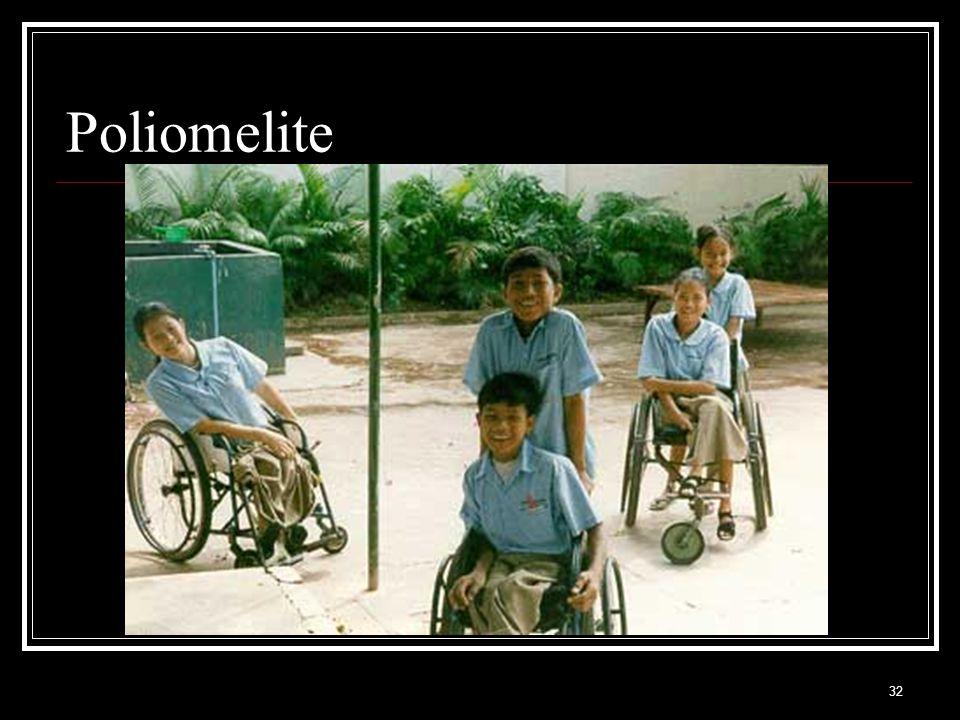 32 Poliomelite