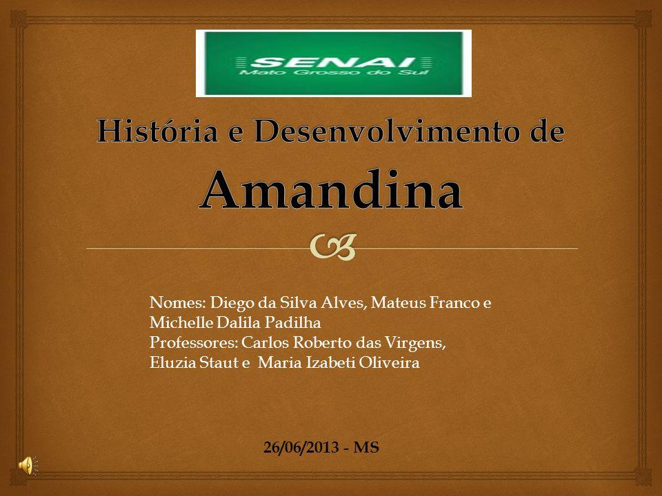 Cinema de Amandina.