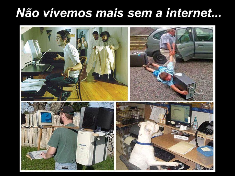 internet no brasil 190 fontes: Censo 2010 e Ibope Net Rakings de habitantes milhões 81,3 de usuários milhões 3 horas por dia