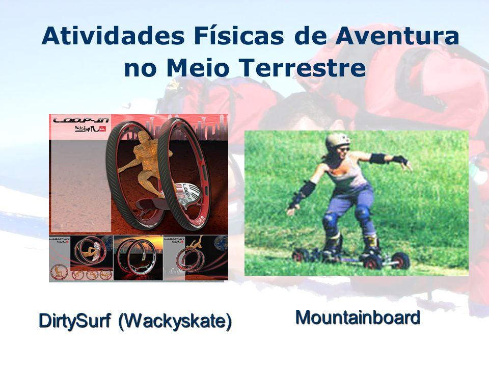DirtySurf (Wackyskate) Mountainboard