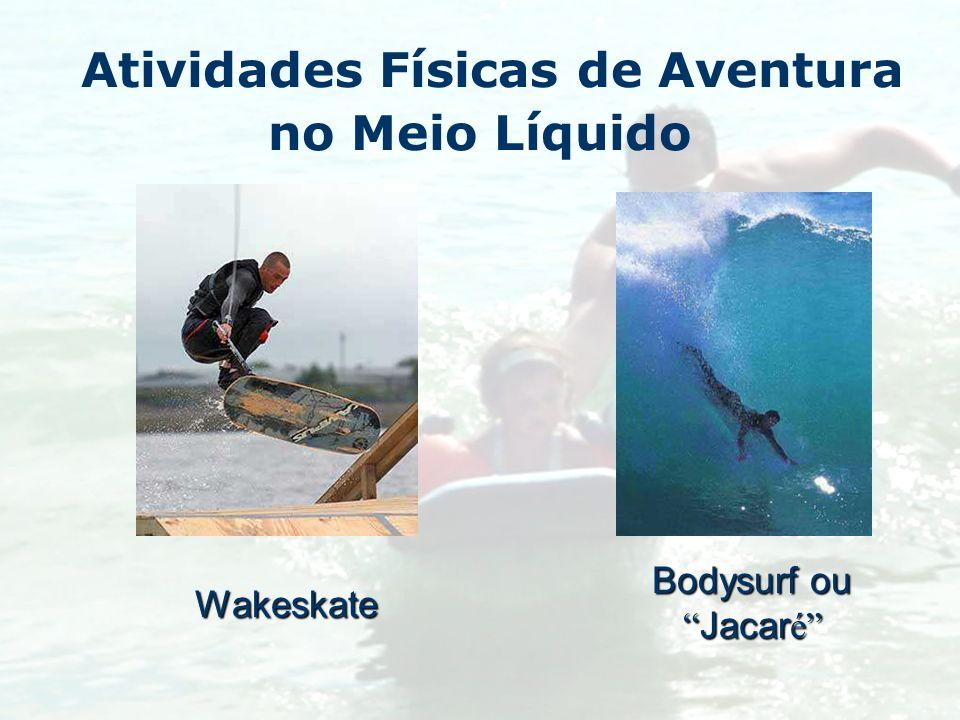 Bodysurf ou Jacar é Wakeskate