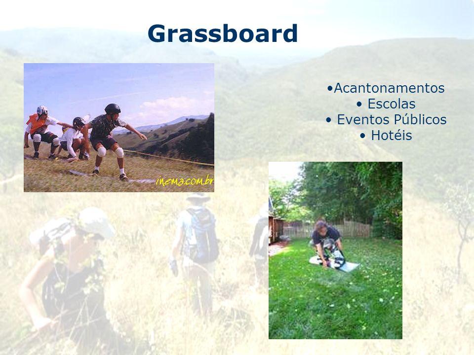 Grassboard Acantonamentos Escolas Eventos Públicos Hotéis
