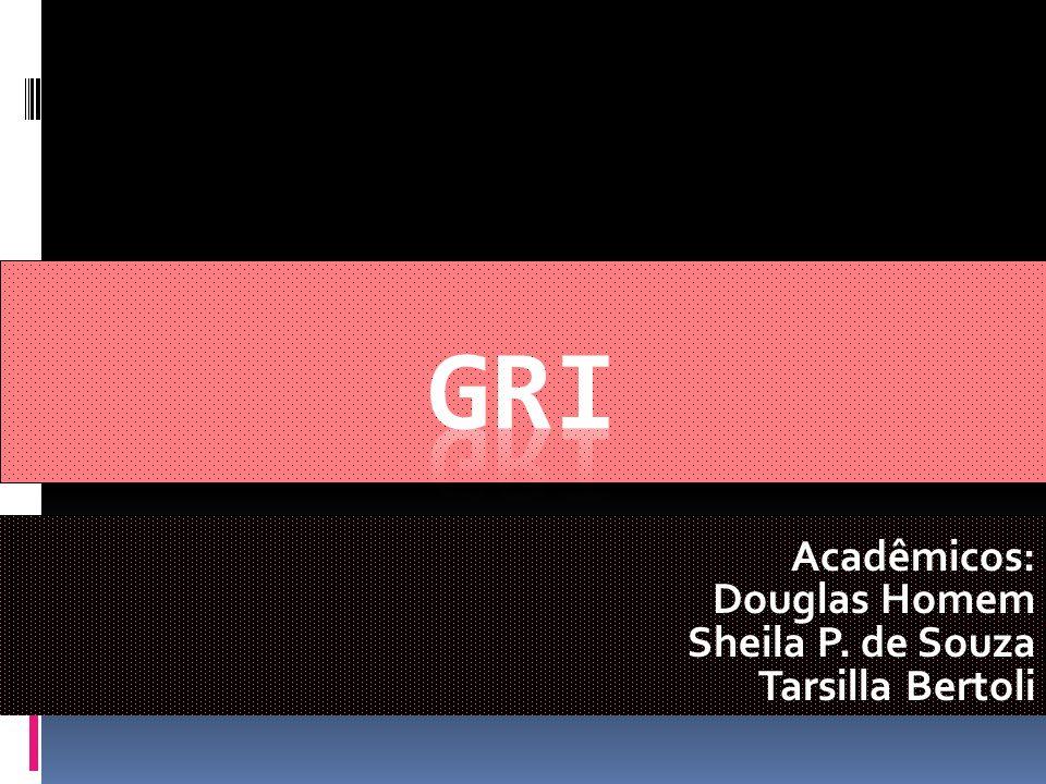 Gri: Global Reporting Initiative – Diretrizes para Relatório de Sustentabilidade