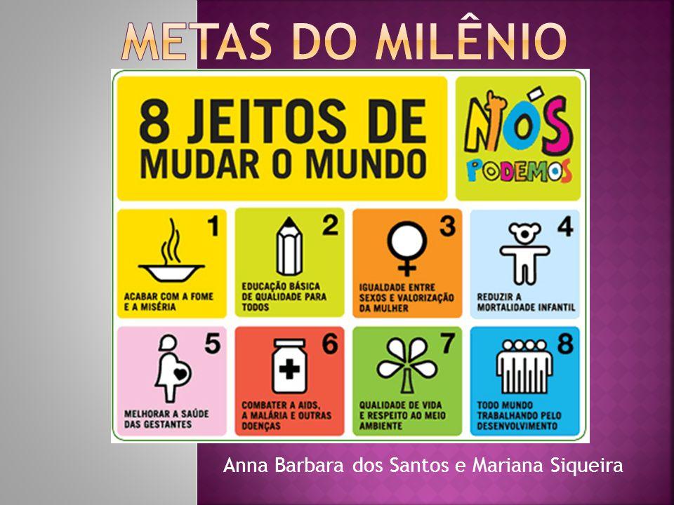 Anna Barbara dos Santos e Mariana Siqueira