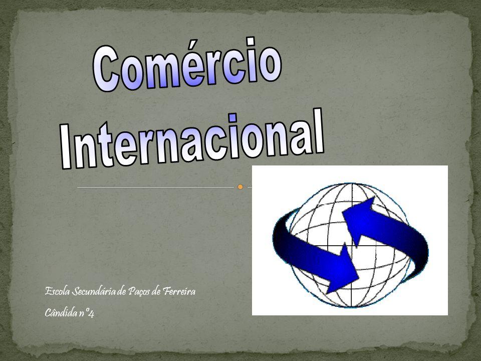 Importação e Exportação é a entrada e a saída de bens, produtos e serviços para fora e para dentro dos Países da União Europeia.
